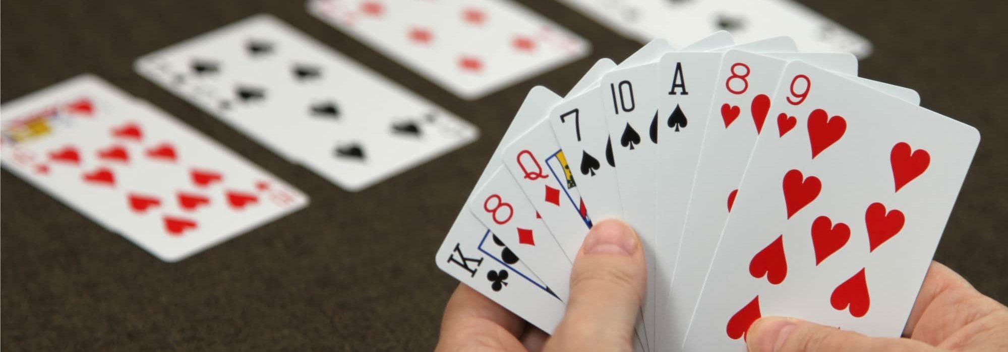 Hampton Seniors Resource Centre bridge game