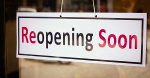 re-opening Hampton Seniors Resource Center